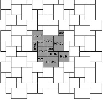 French Pattern Layout for Installers