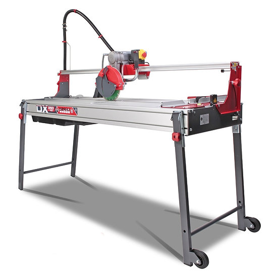 "60"" DX-250 PLUS 1400 PRO Bridge Wet Saw with Laser & Level"