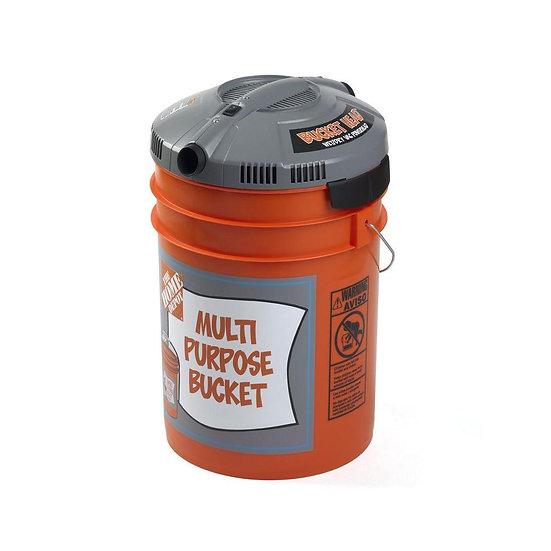 Bucket Head Wet/Dry Vacuum