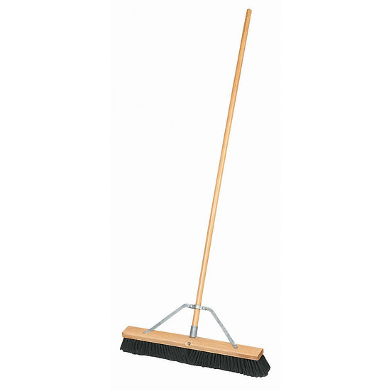 24 in Heavy Duty Push Broom