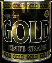 1 qt Gold - Knife Grade Exterior Epoxy with Hardener