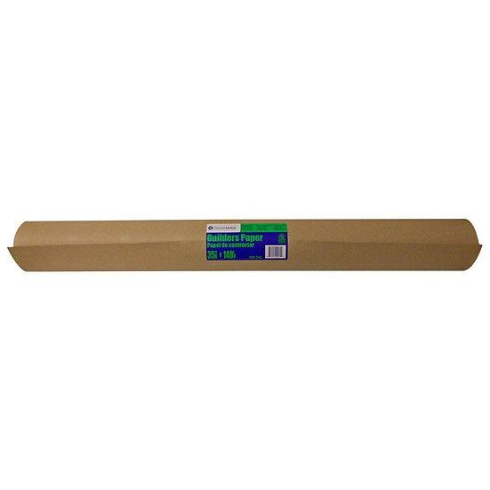 """Builders Paper 35"""" X140'"""