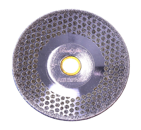 """5"""" Electroplated Marble Contour Blade"""