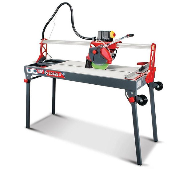 "48"" DC250-1200 Professional Wet Saw"