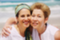 Jewish Mother and Daughter
