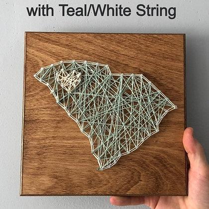 String Art Kit (Adult & Kid Friendly)
