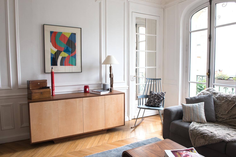 intérieur paris