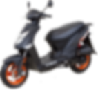 Scooter kymco