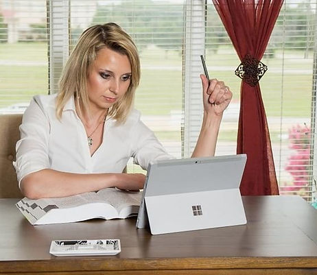 Sarah Coco Morris Hard Working Denton Texas Lawyer