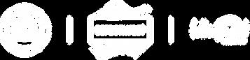 Screenwest Tri Badge MONO Lockup_Reverse