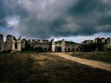 Ruínas do Sanatório Albergaria Grandella