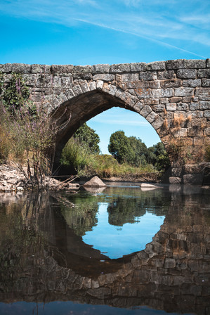 it will be a roman bridge