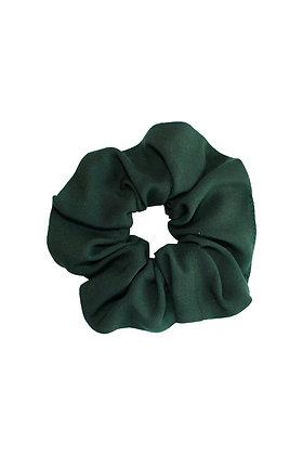 Scrunchie  flaschengrün