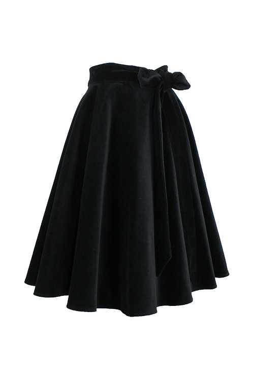 PonRoe black velvet