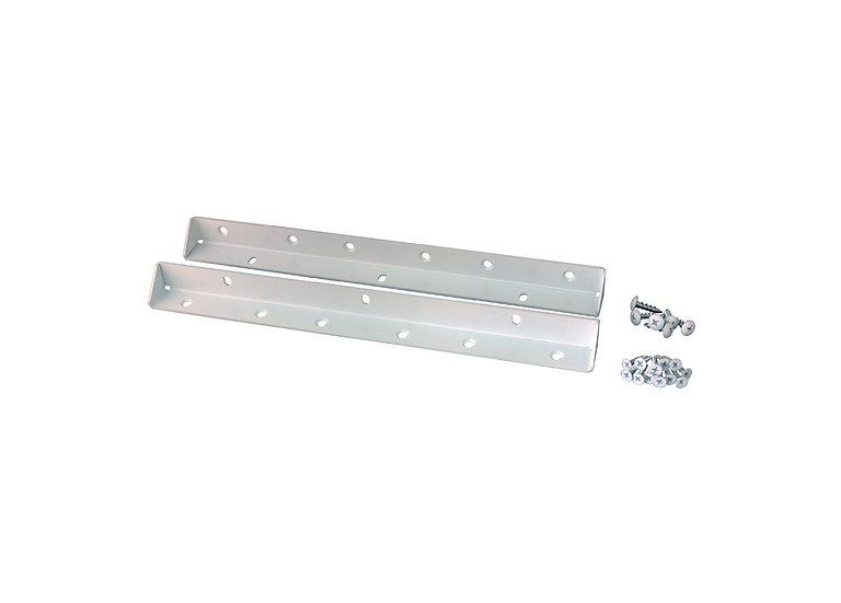 三角インセットブラケット Lサイズ(XBP-343)/ 2×4Mate DIY収納パーツ