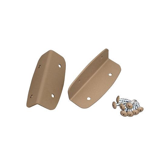 キャノンL形ブラケット Mサイズ(XBP-100)/ 2×4Mate DIY収納パーツ