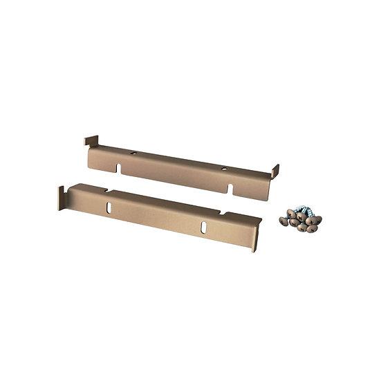 ガイドスライドブラケット Mサイズ(XBP-322)/ 2×4Mate DIY収納パーツ