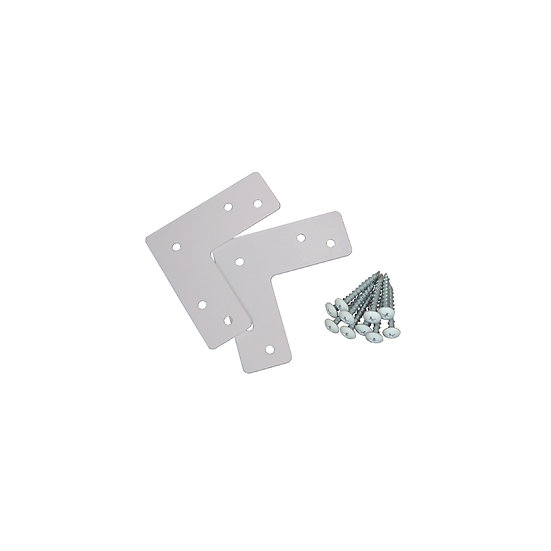 L 字ブラケット(XBP-352)/ 2×4Mate DIY収納パーツ