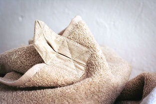 Hanf Handtücher Hanf und Biobaumwolle