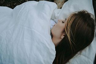 Hanfbettwäsche nachhaltige Bettwäsche weiss