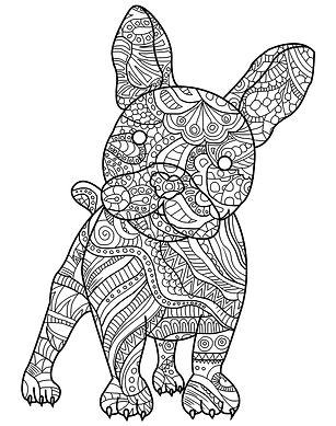 coloring-page-french-bulldog-and-his-har