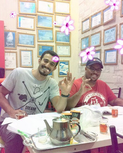 دورة اعداد مدربين الغوص IDC في مركز غواص
