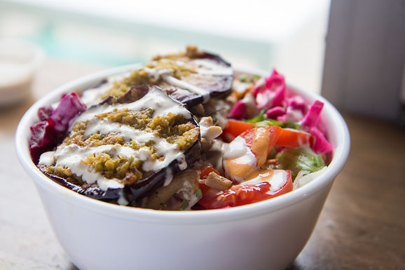 Scoop Empire:  Eat Nabati Is Taking Egyptian Vegan Cuisine All The Way To Toronto!