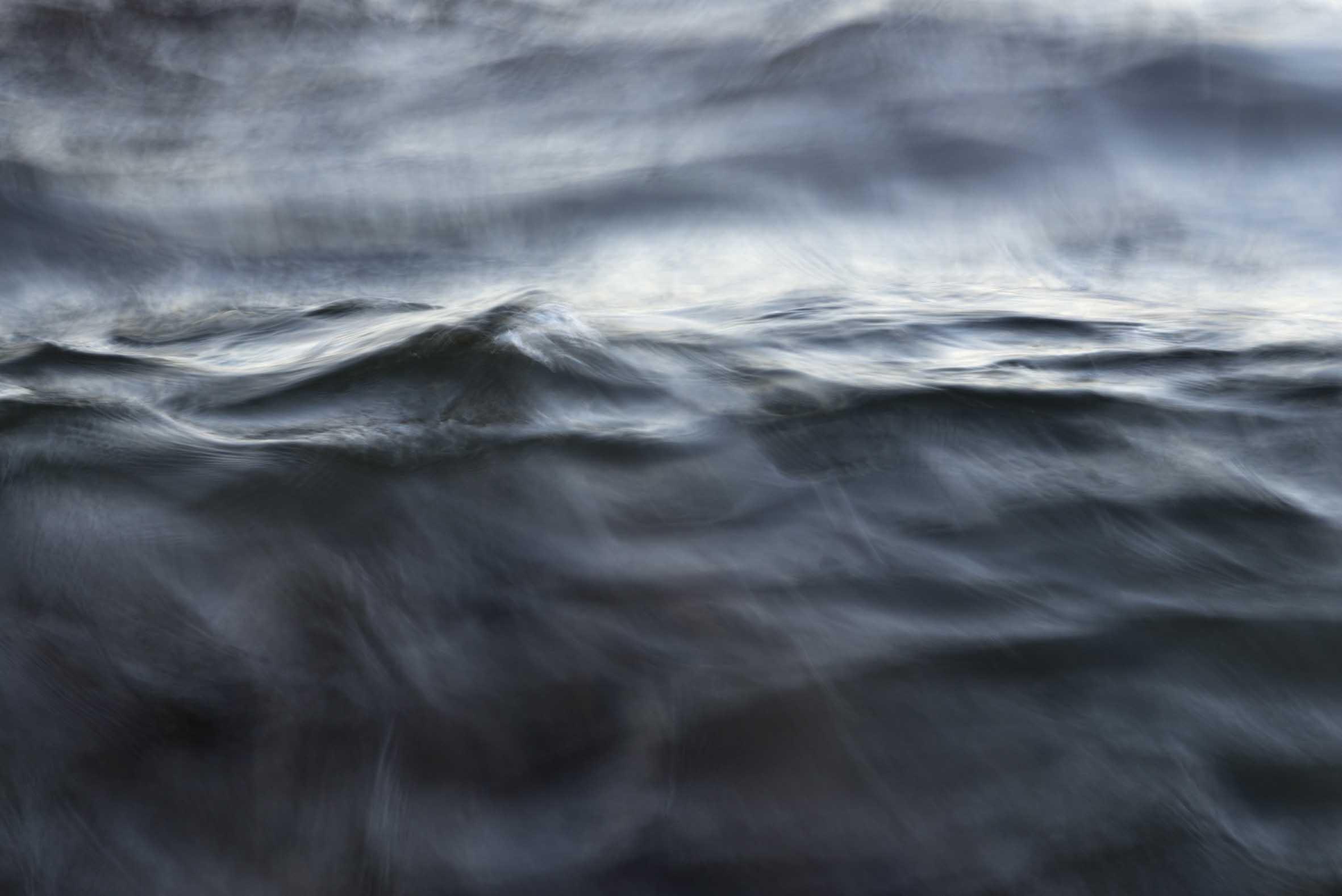 Sombre océan, 2013