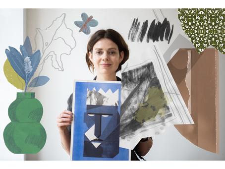 aykaa Coaches im Portrait: Susannah Garden, Illustratorin, Künstlerin und Kreativ-Coach