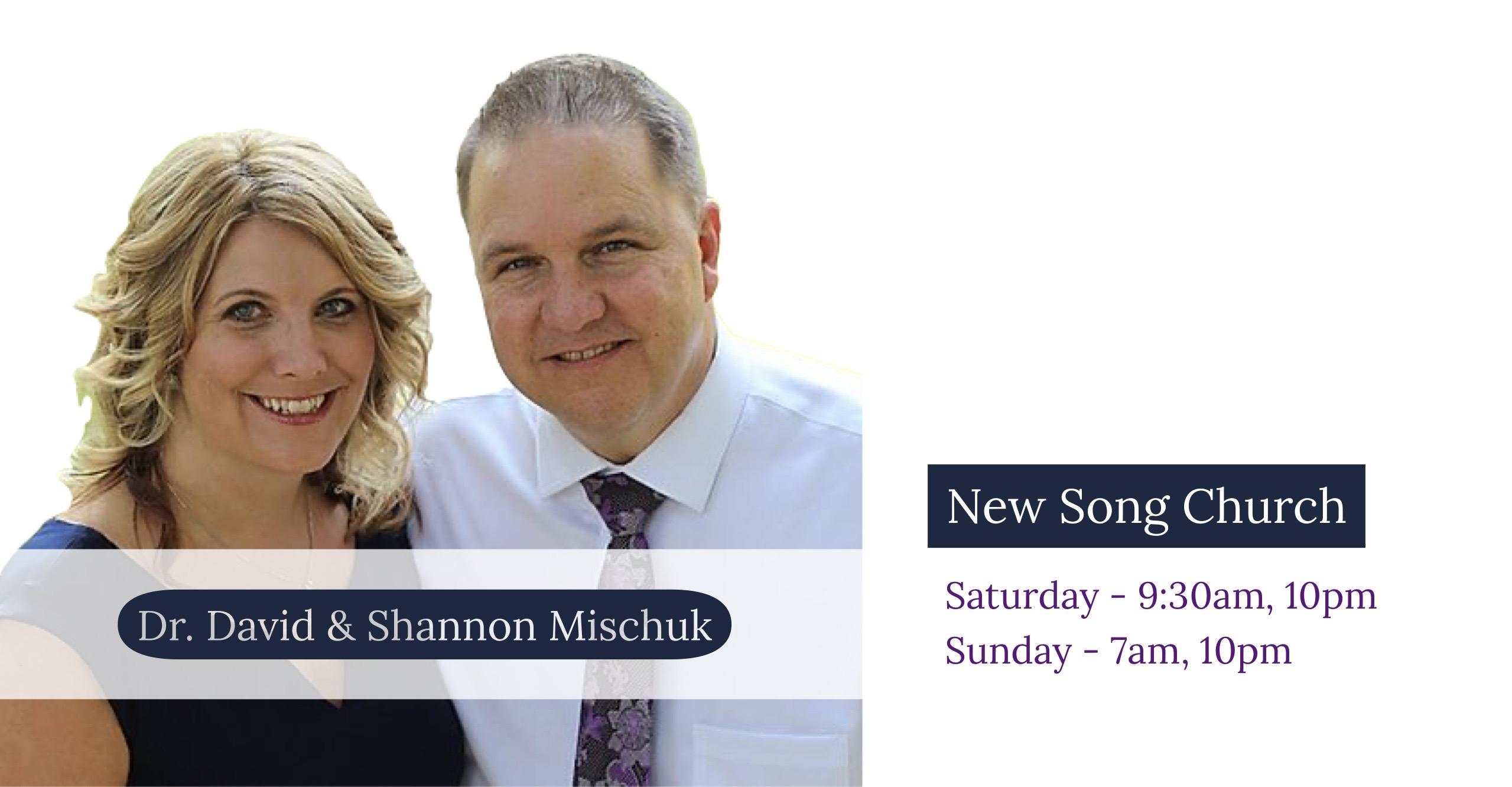 Dr. David & Shannon Mischuk