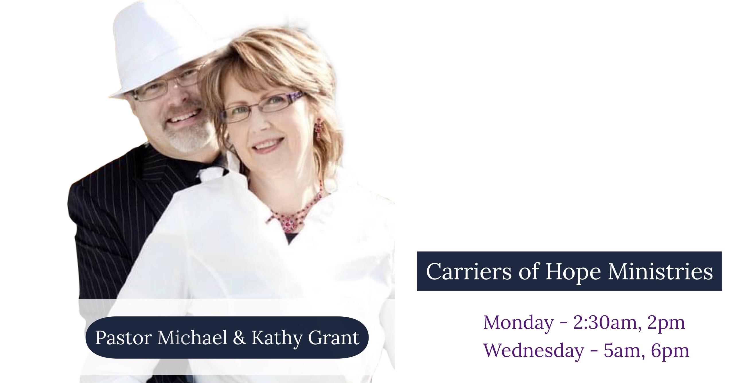 Pastor Michael & Kathy Grant
