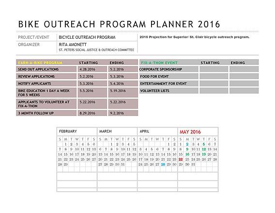 ritaamonett – Program Planner