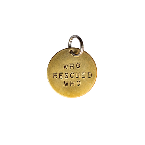 RESCUED TAG