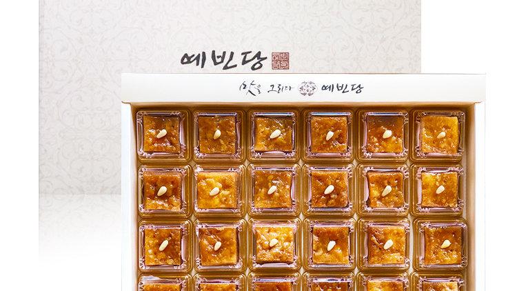 개성약과 선물세트 大 55,000원