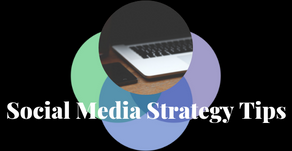 3 Topics To Start Your Social Media Strategy
