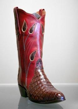 J. B. Hill Custom Boots