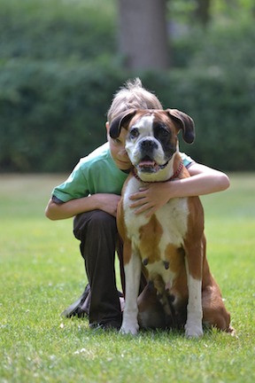 Child-Canine Bonding in Children with ASD