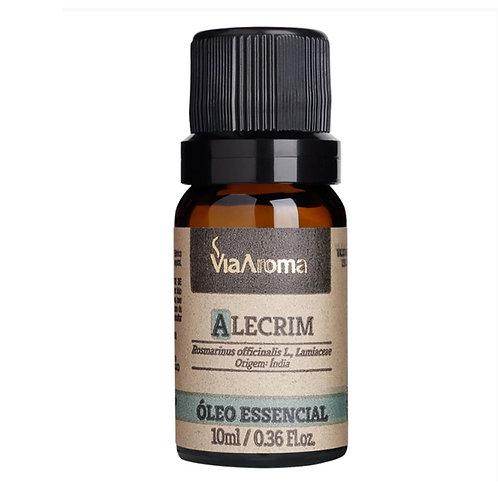 Óleo essencial Alecrim 10 ml Via Aroma