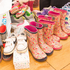 Top Tips: Tidying Childrens Shoes