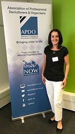 Sue Spencer APDO Professional Organiser and Declutterer