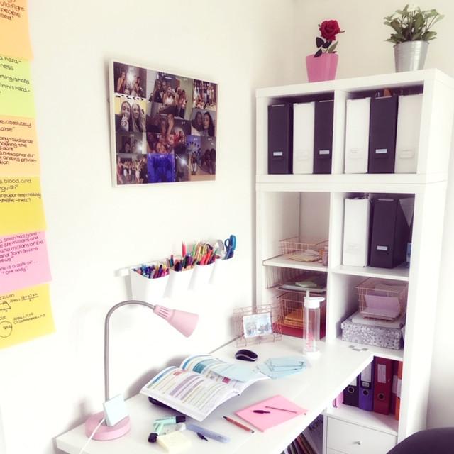 KonMari Revision Study Desk