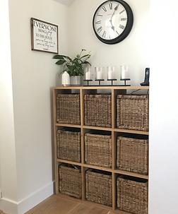 Hallway Storage Solution KonMari Organis