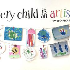 Top Tips for Organising Childrens Art