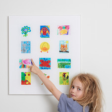Quick Tips for Childrens Artwork - Video