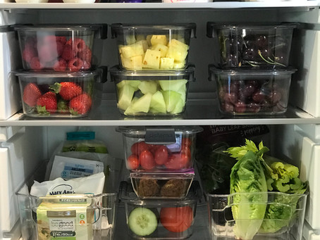 Fridge Organisation Tips Marie Kondo Would Approve Of