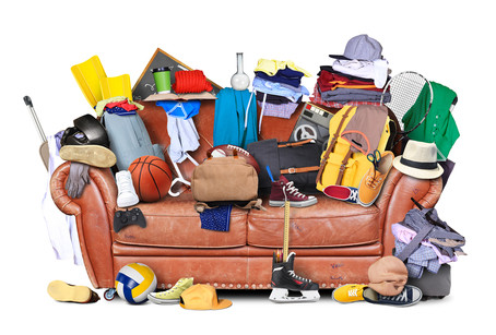 Thinking of having a Bank Holiday clear out?
