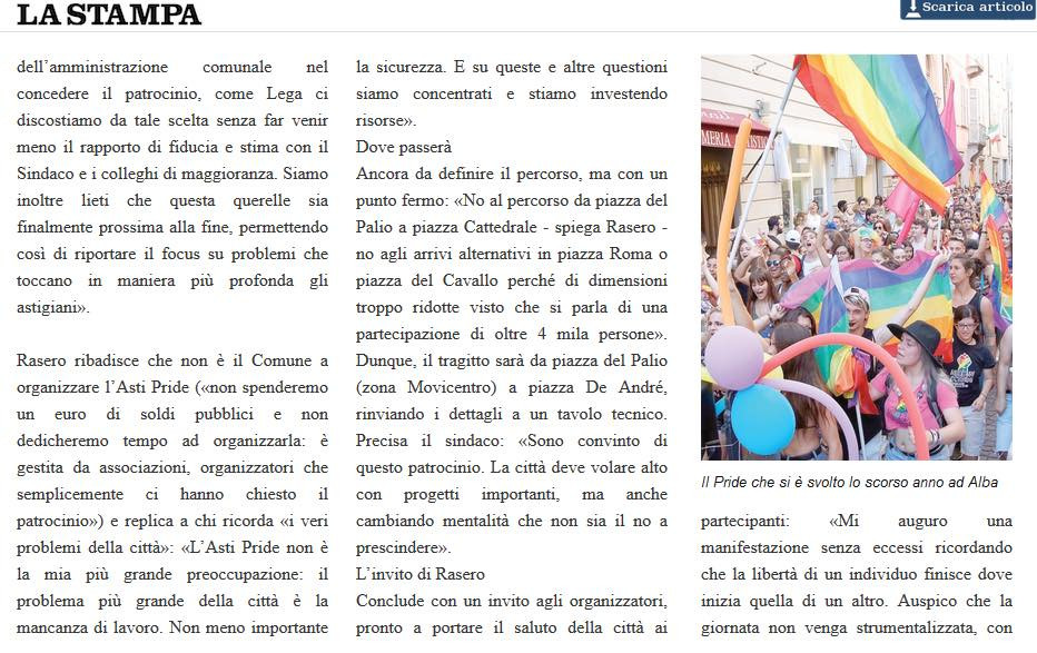 Asti pride 2019