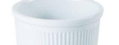"3.75"" / 9.5cm Classic White Ramekin Dish"