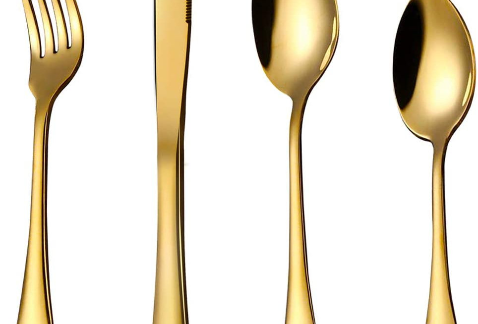 Aurum Classic Gold Dinner Fork