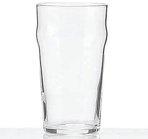 Toughened Pint Glass